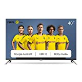 CHiQ 40 Zoll (100 cm), Android 9.0, Smart TV, FHD,...